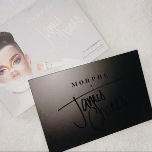 🤍 Morphe X James Charles Eyeshadow Palette 🤍